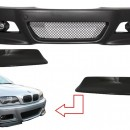 Pára-choques frontal BMW Série 3 Coupe / Cabrio / Sedan / Estate E46 (1998-2004) M3 Design