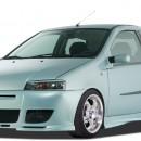 Para-choques frontal Fiat Punto 188