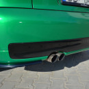 Splitters traseiros Audi A3 8L S3