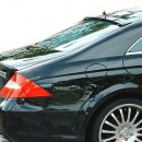 Spoiler do tejadilho Mercedes W219 CLS (2004-2008)