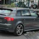 Aileron Audi A3 8P GT Look 5 portas