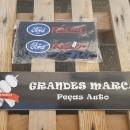Almofadas de Cinto Ford Racing