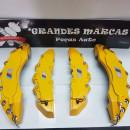 Capas de Travão BMW M amarelas