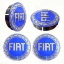 Centros de Jantes Fiat 55/52mm