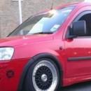 Chuventos Opel Combo C
