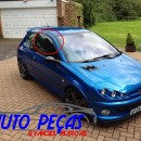 Chuventos Peugeot 206