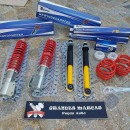 Coilovers Ta-Technix Renault Clio 2