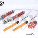 Coilovers V-Maxx Xxtreme Vw Golf 6 - reguláveis em altura e dureza