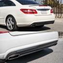 Difusor Mercedes Class-E W207 Fibra de carbono