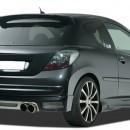 Difusor Peugeot 207 dupla saida