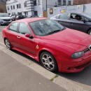 Embaladeiras Alfa Romeo 156 Sedan