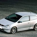 Embaladeiras Honda Civic EP3 Type-R