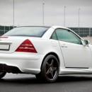 Embaladeiras Mercedes SLK R170
