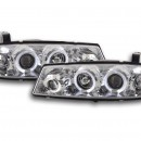Farois Angel Eyes Fundo Cromado Opel Calibra