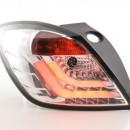 Farolins LED Opel Astra H GTC Yr. 05-07 cromados