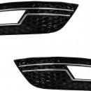 Grelhas dos farois de nevoeiro Audi A4 B8 facelift (2012-up) RS4 Design