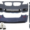 Kit de carroçaria BMW F11  Touring M-Technik Design com Silenciador de Escape M-Power