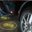 Laser Logo Projector Porsche