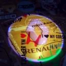 Laser Logo Renault