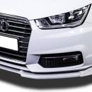 LIp frontal Audi A1 8X & A1 8XA Sportback (01/2015+, sem S-Line