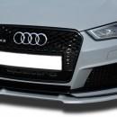 Lip frontal Audi A3 8V RS3