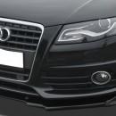 Lip frontal Audi A4 B8 / B81 (S-Line- e S4)