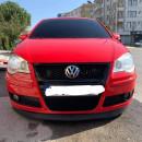 Lip frontal Opel Astra H adaptado em Vw Polo 9N