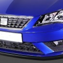 Lip frontal Seat Leon 5F facelift 2017+