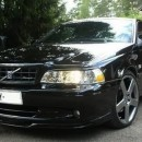 Lip frontal Volvo S40 Look R 00-04