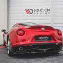 Lip traseiro Alfa Romeo 4C