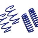Molas de Rebaixamento AP Seat Leon 5F ST 1.6TDI, 1.8TSI, 1.4TSI, 1.4TSI Multifuel com eixo de torção/sólido 40/40mm