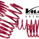 Molas de Rebaixamento V-Maxx Ford Fiesta Mk7 JA8/JR8 1.0 (65HP + 80HP) / 1.25 / 1.4 / 1.6 50/50mm