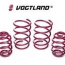 Molas de Rebaixamento Vogtland Peugeot 407 2.0HDI, 2.2  35mm