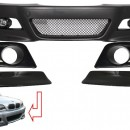 Pára-choques frontal BMW Série 3 Coupe / Cabrio / Sedan / Estate E46 (1998-2004) M3