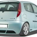 Para-choques traseiro Fiat Punto 188