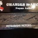 Placa de matricula Mitsubishi