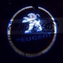 Projector Laser Logo Peugeot