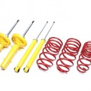 Suspensao Desportiva Ta-Technix Alfa Romeo 155 2,5TD+V6  40/40mm