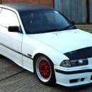 Car Bra (protecção de capô) BMW E36