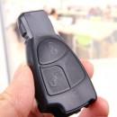 Carcaça Comando Mercedes de 2 botões
