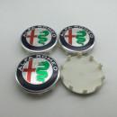 Centros de Jantes Alfa Romeo 60mm
