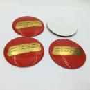 Centros de Jantes BBS em 3D - 60mm