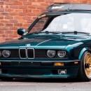 Chuventos BMW E30 Carrinha