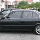 Chuventos BMW E34 Carro 4 portas