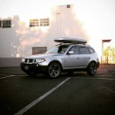Chuventos BMW X3 E83 4 portas