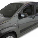 Chuventos Fiat Panda 2012> frente e trás