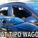 Chuventos Fiat Tipo Carrinha frente e trás