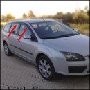 Chuventos Ford Focus Mk2 Carrinha 4 portas
