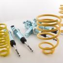 Coilovers FK Honda Civic Type EM2, EP1, EP2, EP3, EP4, EU5, EU6, EU7, EU8, EU9 / ES4, ES5, ES6, ES7, ES8, ES9, EV1