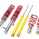 Coilovers Ta-technix  Ford Focus DAW. DBW  1998-2004